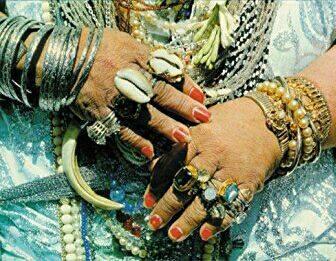 Imagem que ilustra capa do livro Superstição no Brasil de Luís da Câmara Cascudo, ícone do folclore brasileiro.FONTE: Arquivo Família C. Cascudo (RN)